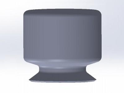 真空吸盘单层盘径11~20mm
